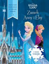 Kraina Lodu Zamek Anny i Elsy - Laura Buller | mała okładka