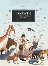 Darwin Jedyna taka podróż - Grolleau Fabien, Royer Jeremie | mała okładka
