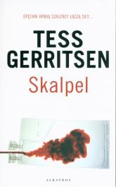 Skalpel - Tess Gerritsen | mała okładka