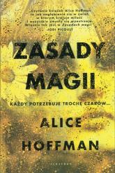 Zasady magii - Alice Hoffman | mała okładka