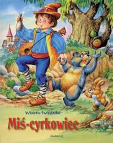Miś-cyrkowiec - Święcińska Wioletta | mała okładka
