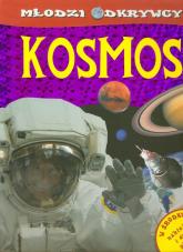 Młodzi odkrywcy Kosmos - Brian Williams | mała okładka