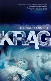 Krąg - Bernard Minier   mała okładka