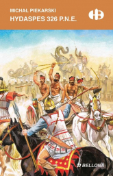 Hydaspes 326 p.n.e. - Michał Piekarski | mała okładka