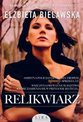 Relikwiarz Elżbieta - Elżbieta Bielawska | mała okładka