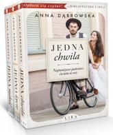 Jedna chwila / Jedno życie / Jedna miłość Pakiet - Anna Dąbrowska | mała okładka
