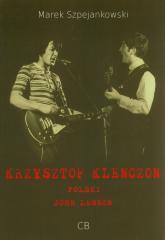 Krzysztof Klenczon - polski John Lennon+ DVD - Marek Szpejankowski | mała okładka