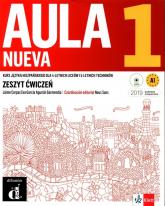 Aula Nueva 1 Zeszyt ćwiczeń z płytą CD Liceum i technikum -  | mała okładka