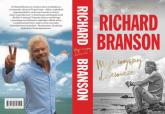 Moje wyspy dziewicze Nowa autobiografia - Richard Branson | mała okładka