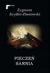 Pieczeń sarnia - Zygmunt Zeydler-Zborowski | mała okładka