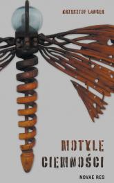 Motyle ciemności - Krzysztof Langer | mała okładka