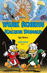 Wujek Sknerus i Kaczor Donald T.1 52.50Syn Słońca -  | mała okładka