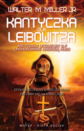 Kantyczka dla Leibowitza - Walter M. Miller Jr   mała okładka