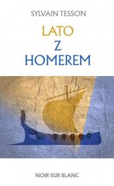 Lato z Homerem - Sylvain Tesson | mała okładka