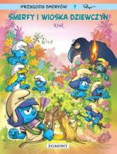 Smerfy i Wioska Dziewczyn T.3 Kruk - Parthoens Luc, Culliford Thierry | mała okładka
