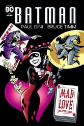 Batman Mad Love - Paul Dini | mała okładka