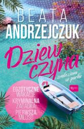 Dziewczyna znaleziona w parku - Beata Andrzejczuk | mała okładka