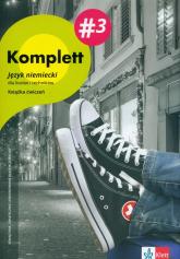 Komplett 3 Ćwiczenia +DVD +CD - Montalli Gabriella, Mandelli Daniela, Czernohous Linzi Nadja, Niebrzydowska Bożena | mała okładka