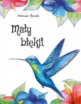 Mały błękit - Hania Buch   mała okładka