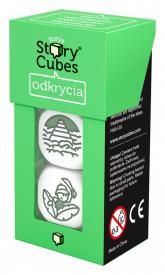 Story Cubes Odkrycia -  | mała okładka