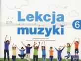 Lekcja muzyki 6 Podręcznik Szkoła podstawowa - Gromek Monika, Kilbach Grażyna   mała okładka