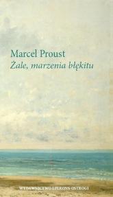 Żale, marzenia błękitu - Marcel Proust | mała okładka