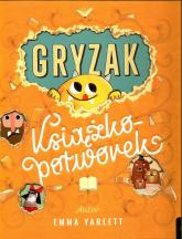 Gryzak Książkopotworek - Emma Yarlett | mała okładka