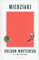 Miedziaki - Colson Whitehead | mała okładka