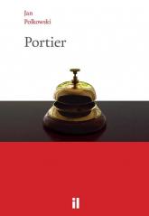 Portier - Jan Polkowski | mała okładka