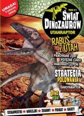 Świat Dinozaurów 31 UTAHRAPTOR   /K/ - zbiorowe opracowanie | mała okładka