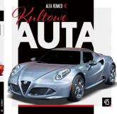 Kultowe Auta t.45 Alfa Romeo 4C   /K/ - zbiorowe opracowanie | mała okładka