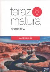 Teraz matura 2019 Geografia Vademecum -  | mała okładka