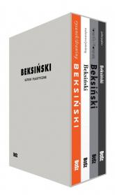 Beksiński Sztuki plastyczne Etui - Beksiński Zdzisław, Wiesław Banach | mała okładka