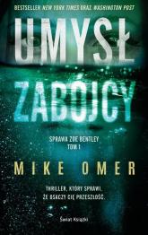 Umysł zabójcy - Mike Omer | mała okładka