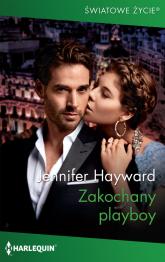Zakochany playboy - Jennifer Hayward | mała okładka