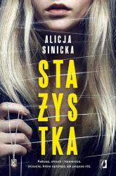 Stażystka - Alicja Sinicka | mała okładka