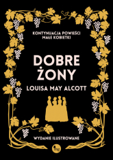 Dobre żony - May Alcott Louisa | mała okładka