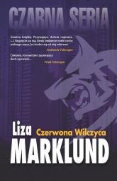 Czerwona Wilczyca Annika Bengtzon 5 - Liza Marklund | mała okładka