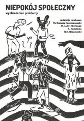 Niepokój społeczny wyobrażenia i problemy - zbiorowa praca | mała okładka