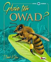 Gdzie ten owad - Dawid Kilon | mała okładka