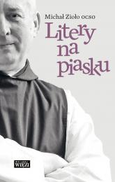 Litery na piasku - Michał Zioło   mała okładka