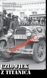 Człowiek z Titanica - Marek Romański | mała okładka