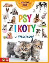 Wszystko wiem! Psy i koty -  | mała okładka