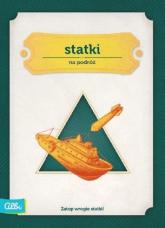 Klasyczna gra na podróż - Statki -  | mała okładka
