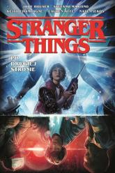 Stranger Things Szóstka - Jody Houser | mała okładka