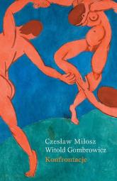 Konfrontacje - Miłosz Czesław, Gombrowicz Witold | mała okładka