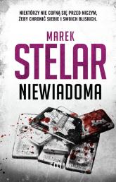 Niewiadoma Wielkie Litery - Marek Stelar | mała okładka