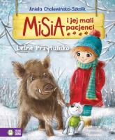 Misia i jej mali pacjenci Leśne Przytulisko - Aniela Cholewińska-Szkolik   mała okładka