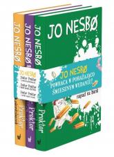 Pakiet Doktor Proktor - Jo Nesbo | mała okładka