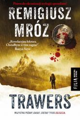 Trawers Wielkie Litery - Remigiusz Mróz | mała okładka